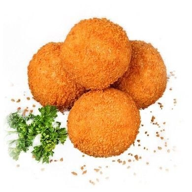 Рецепт Сырные шарики из моцареллы
