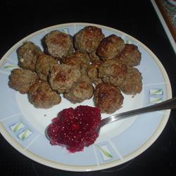 Рецепт Фрикадельки по-шведски