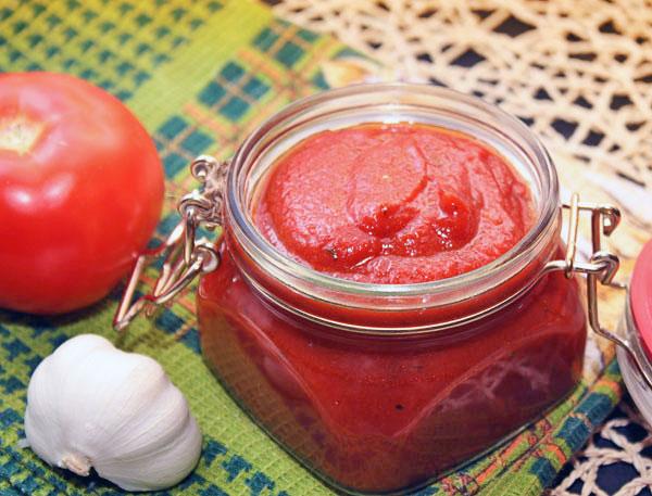 Рецепт Соус томатный для пиццы