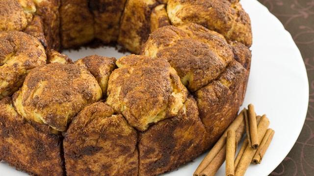 Рецепт Обезьяний хлеб