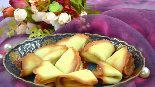 Рецепт Печенье с предсказаниями
