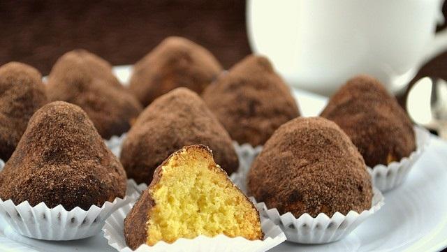 Рецепт Печенье Трюфель