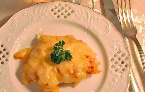 Рецепт Свинина, запеченная под морковью