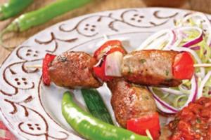 Рецепт Люля кебаб на сковороде