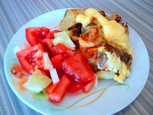 Рецепт Горбуша в духовке