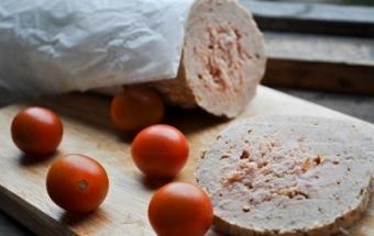 Рецепт Вареная колбаса