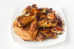 Рецепт Куриные крылышки-гриль,в маринаде из пива