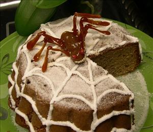 Рецепт Кекс для хэллоуина