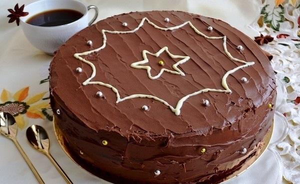Рецепт Ирландский шоколадный торт