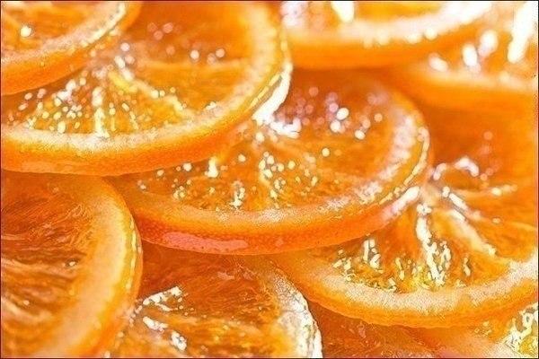 Рецепт Апельсинки-карамельки