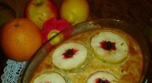 Рецепт Овсянка, запеченная с яблоками