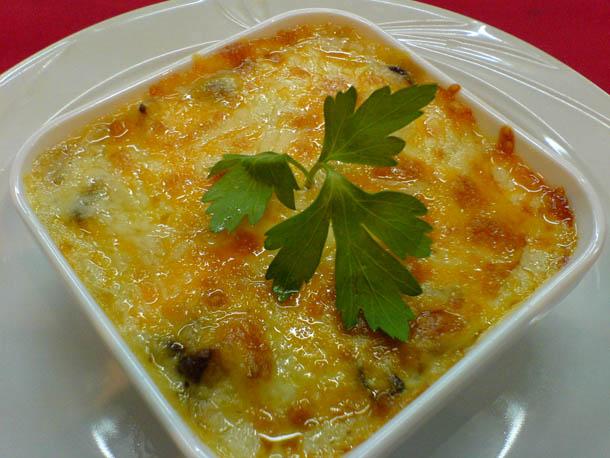 Рецепт Опята с сыром