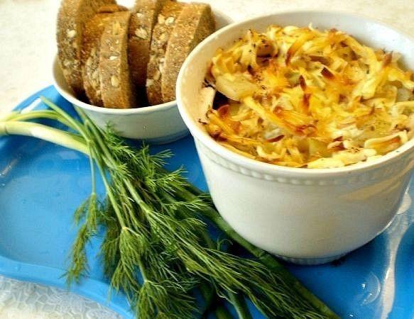 Рецепт Мясо с овощами в горшочке